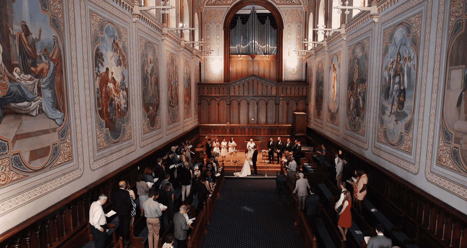 bowdoin college wedding
