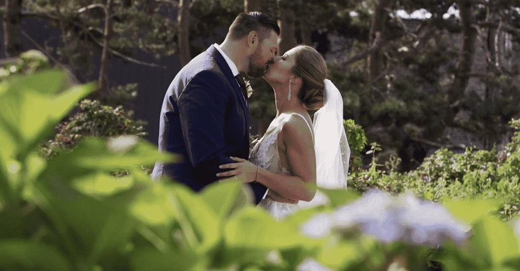 the colony wedding